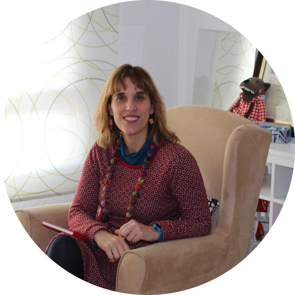 Psicóloga Marta Gómez de la Vega